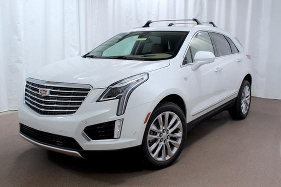 2017 Cadillac XT5 Platinum:23 car images available