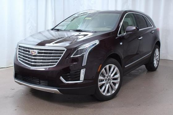2018 Cadillac XT5 Platinum:24 car images available