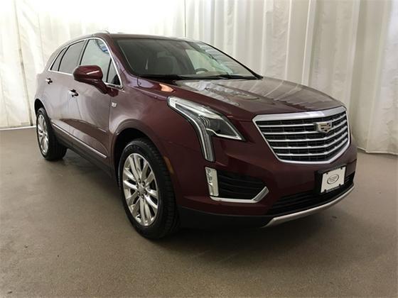 2017 Cadillac XT5 Platinum:24 car images available
