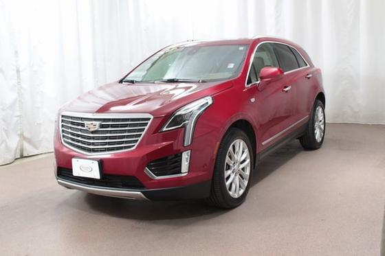 2019 Cadillac XT5 Platinum:24 car images available