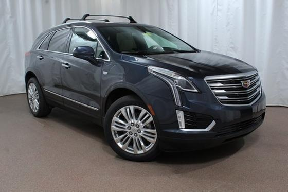 2018 Cadillac XT5 Premium Luxury:24 car images available