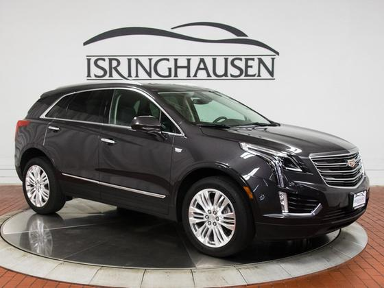 2017 Cadillac XT5 Premium Luxury:23 car images available