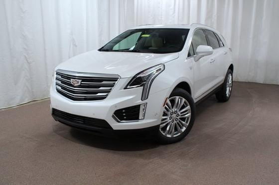 2019 Cadillac XT5 Premium Luxury:24 car images available