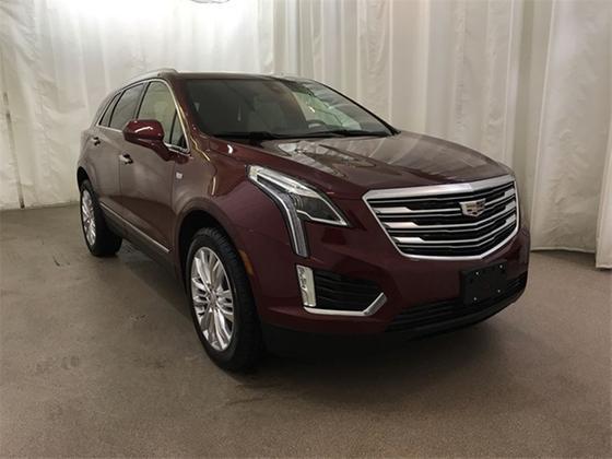 2017 Cadillac XT5 Premium Luxury:24 car images available