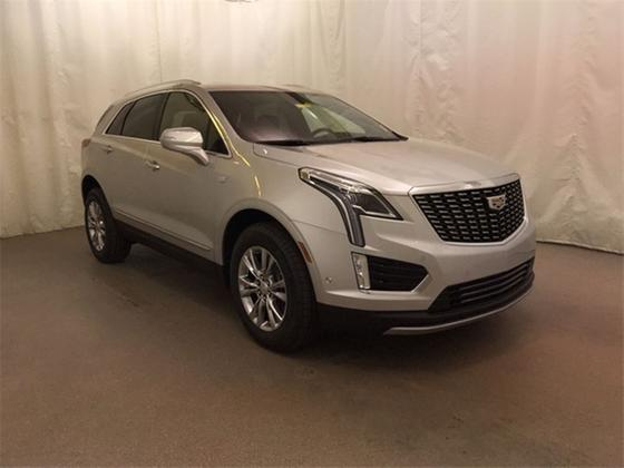 2020 Cadillac XT5 Premium Luxury:24 car images available