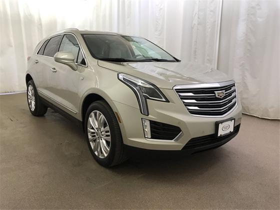 2017 Cadillac XT5 Premium Luxury:24 car images available