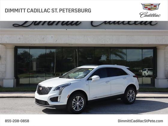 2021 Cadillac XT5 Premium Luxury:14 car images available
