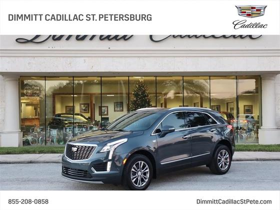 2021 Cadillac XT5 Premium Luxury:14 car images available