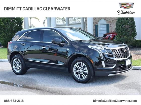 2020 Cadillac XT5 Premium Luxury:14 car images available