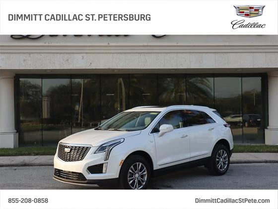 2021 Cadillac XT5 Premium Luxury:24 car images available