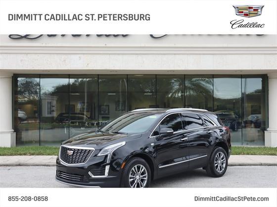 2021 Cadillac XT5 Premium Luxury:24 car images available