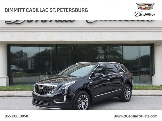 2021 Cadillac XT5 Premium Luxury:23 car images available