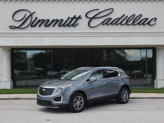 2021 Cadillac XT5 Premium Luxury:23 car images available