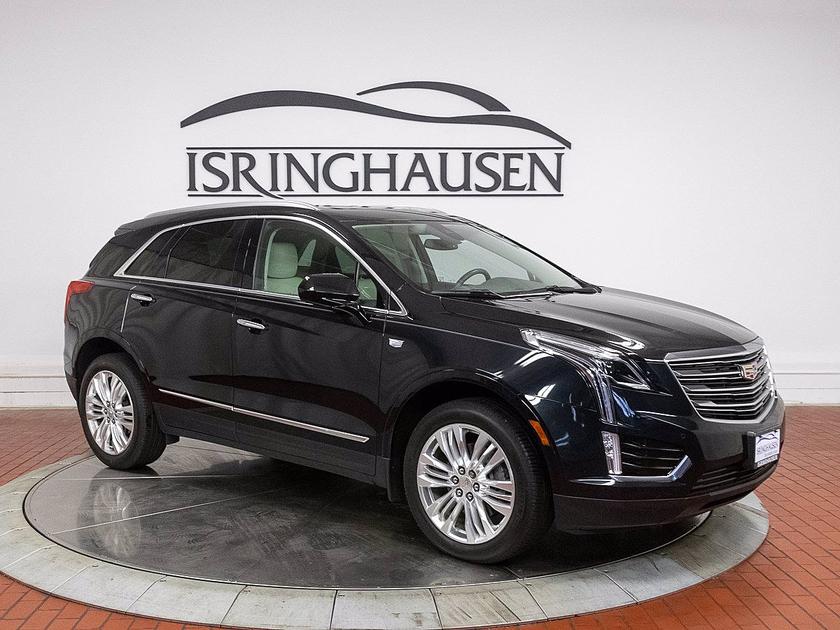 2017 Cadillac XT5 Premium Luxury:17 car images available