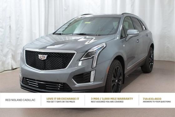 2021 Cadillac XT5 Sport:24 car images available