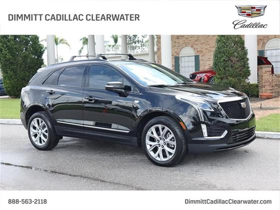 2020 Cadillac XT5 Sport:14 car images available