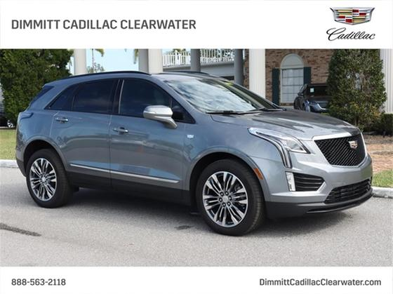 2020 Cadillac XT5 Sport:23 car images available