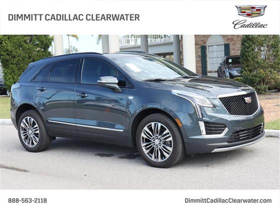 2020 Cadillac XT5 Sport:23 car images available