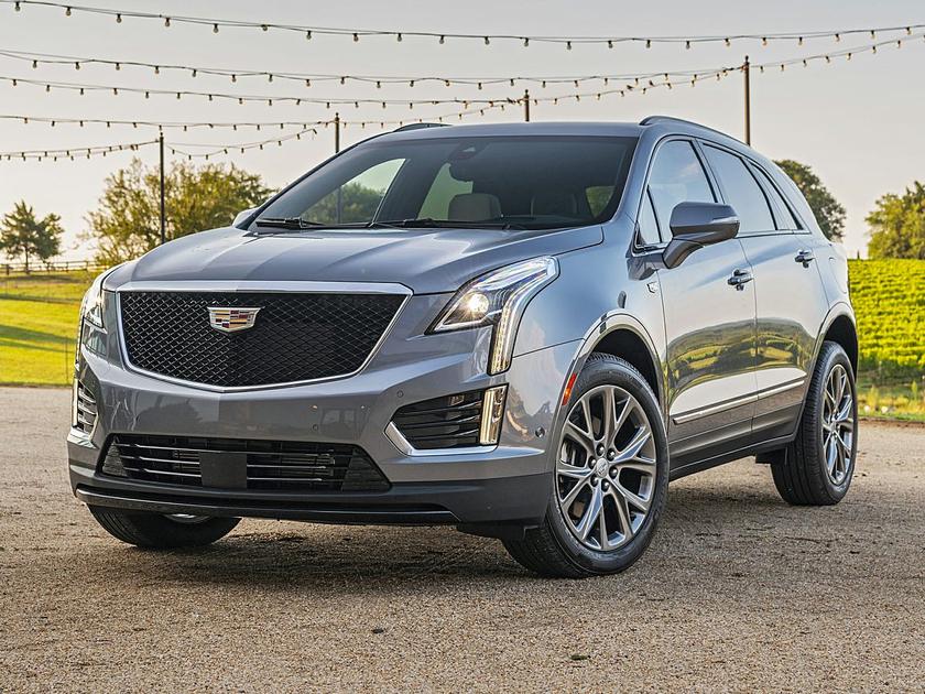 2021 Cadillac XT5 Sport : Car has generic photo