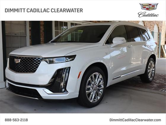 2021 Cadillac XT6 :23 car images available