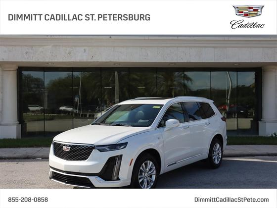 2021 Cadillac XT6 :24 car images available