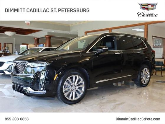 2020 Cadillac XT6 Premium Luxury:14 car images available