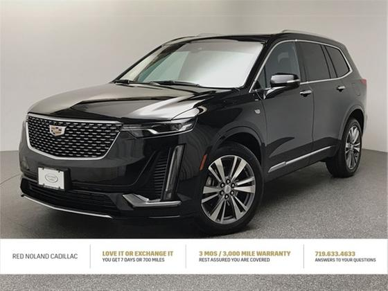 2020 Cadillac XT6 Premium Luxury:24 car images available