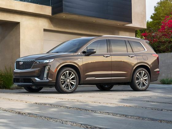 2021 Cadillac XT6 Premium Luxury : Car has generic photo