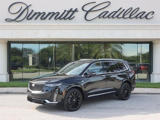 2021 Cadillac XT6 Premium Luxury:23 car images available