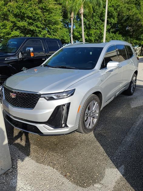 2020 Cadillac XT6 Premium Luxury:7 car images available