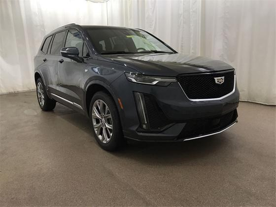 2020 Cadillac XT6 Sport:24 car images available