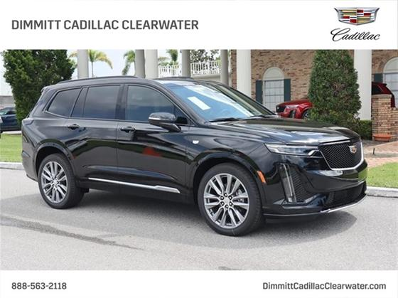 2020 Cadillac XT6 Sport:14 car images available