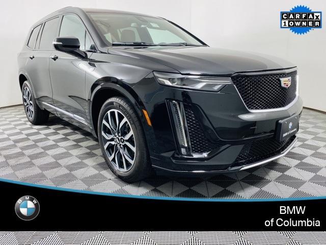 2021 Cadillac XT6 Sport:24 car images available
