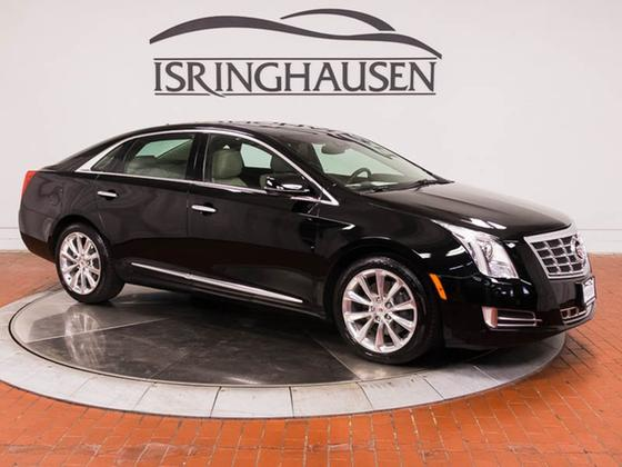 2013 Cadillac XTS Luxury:20 car images available