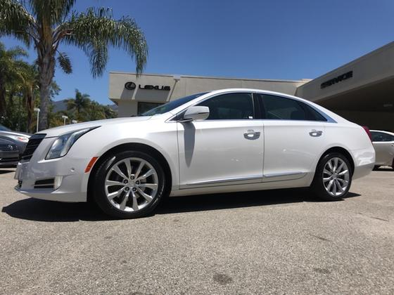 2017 Cadillac XTS Luxury:16 car images available
