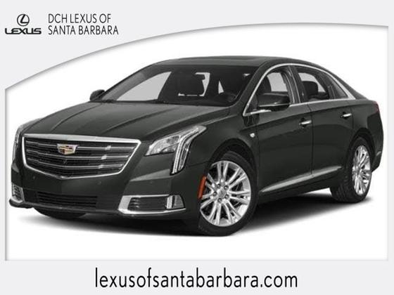 2019 Cadillac XTS Luxury:24 car images available