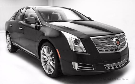 2013 Cadillac XTS Premium:24 car images available