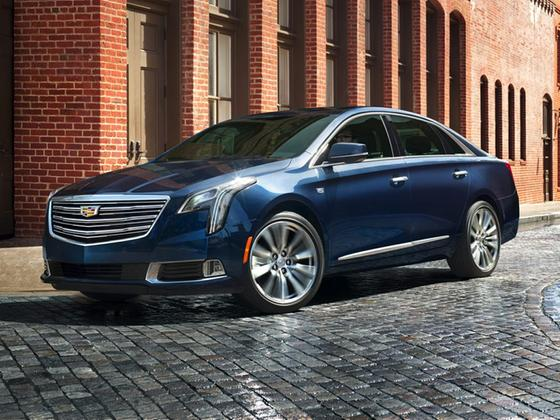 2018 Cadillac XTS Premium : Car has generic photo