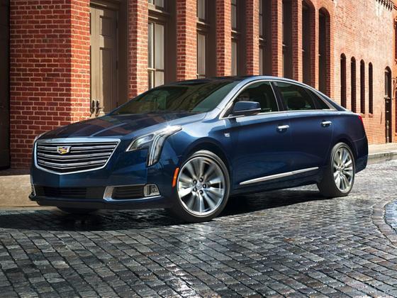 2018 Cadillac XTS Premium : Car has generic photo