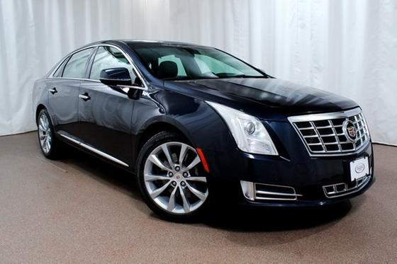 2015 Cadillac XTS Premium:24 car images available