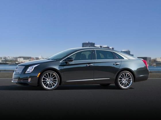 2014 Cadillac XTS Vsport Platinum : Car has generic photo