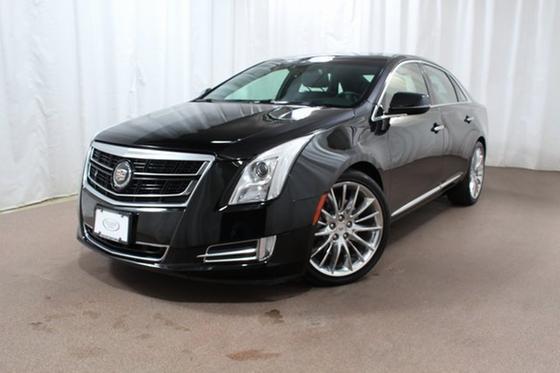 2015 Cadillac XTS Vsport Platinum:24 car images available