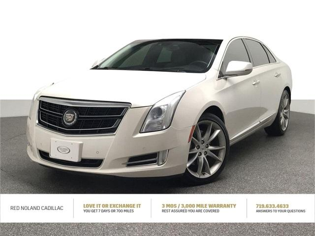 2015 Cadillac XTS Vsport Premium:24 car images available