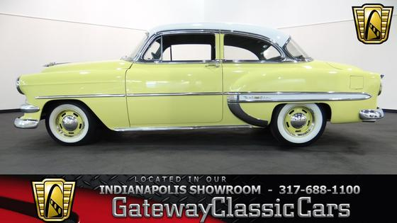 1954 Chevrolet Bel Air :24 car images available