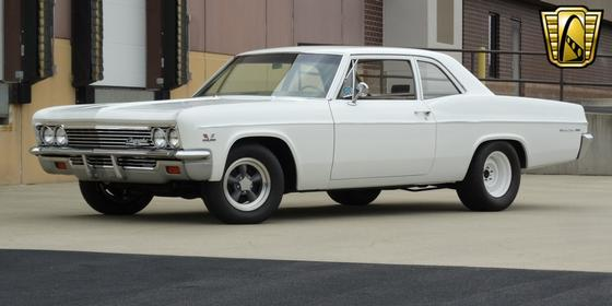 1966 Chevrolet Bel Air :24 car images available