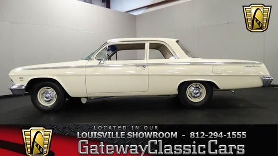 1962 Chevrolet Bel Air :24 car images available
