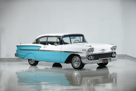 1958 Chevrolet Bel Air :24 car images available