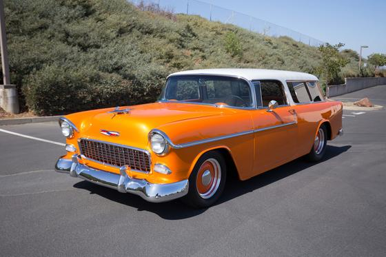 1955 Chevrolet Bel Air :9 car images available