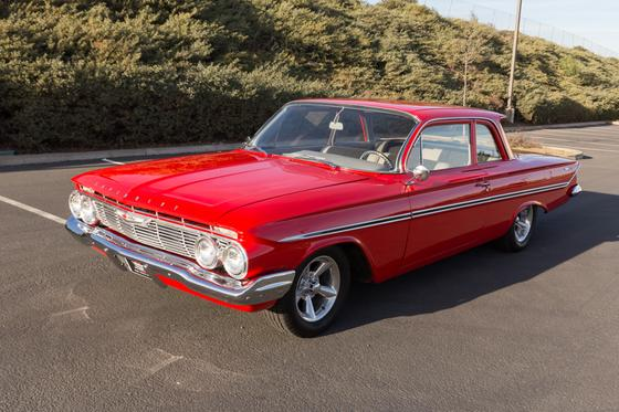 1961 Chevrolet Bel Air :9 car images available