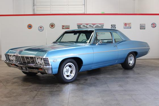 1967 Chevrolet Bel Air :9 car images available